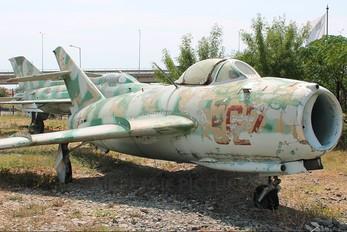 62 - Bulgaria - Air Force Mikoyan-Gurevich MiG-17F