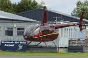 N42LK - Private Robinson R66 aircraft