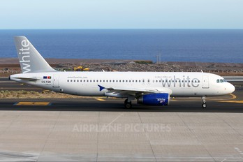 CS-TQK - White Airways Airbus A320
