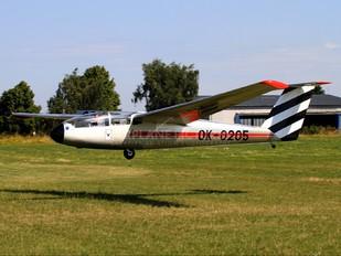 OK-0205 - Aeroklub Točná LET L-23 Superblaník