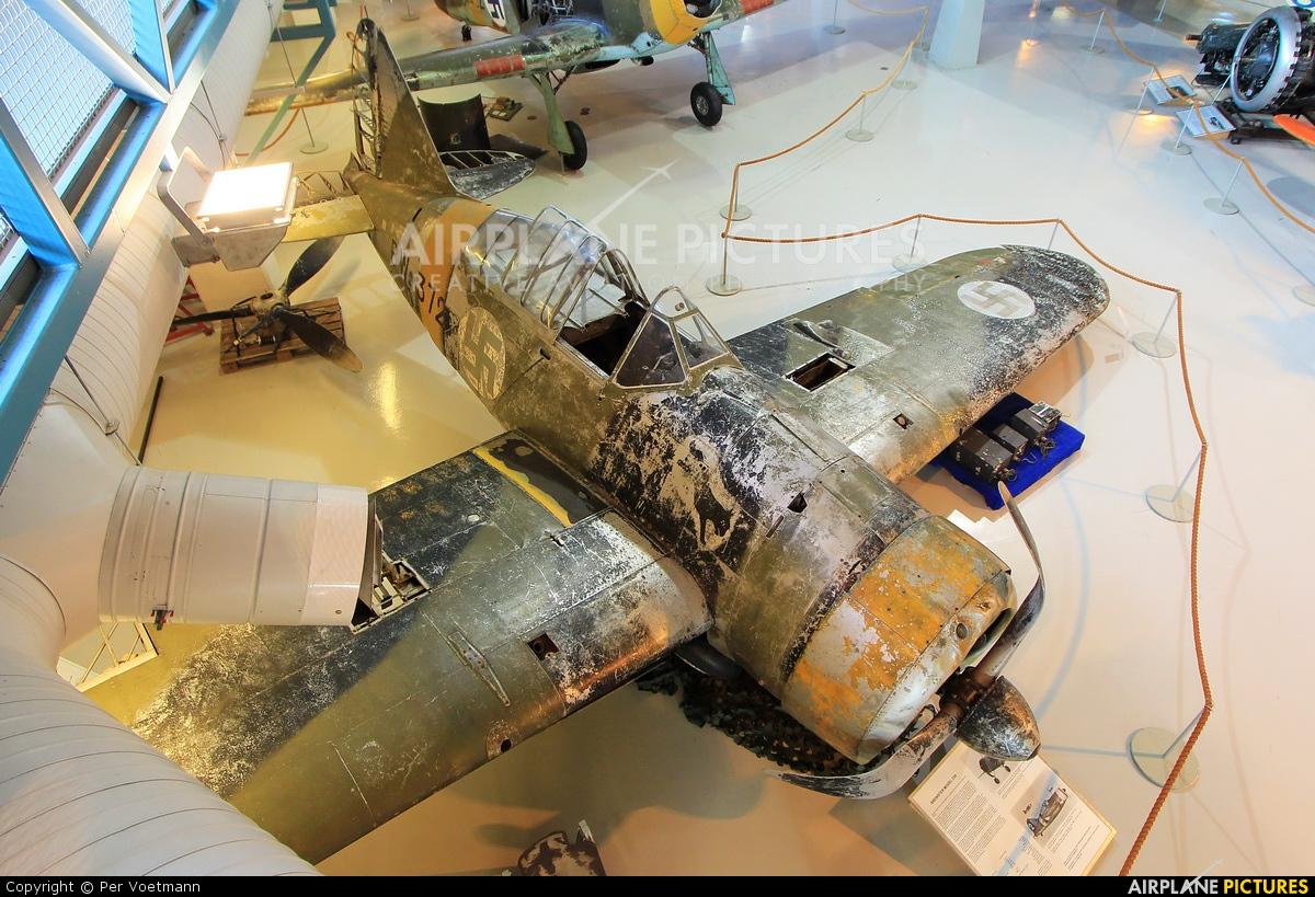 Finland - Air Force BW-372 aircraft at Tikkakoski