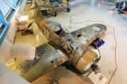BW-372 - Finland - Air Force Brewster B-239 Buffalo aircraft