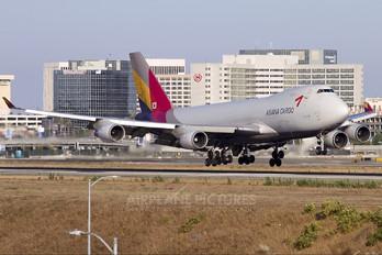HL7420 - Asiana Cargo Boeing 747-400F, ERF