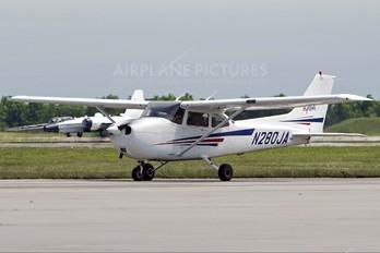 N280JA - Private Cessna 172 Skyhawk (all models except RG)