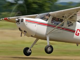 G-OVFM - Private Cessna 120