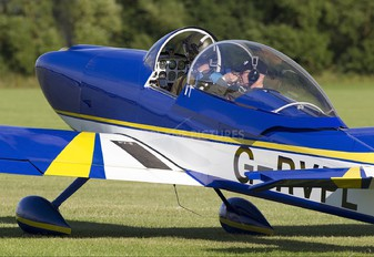 G-RVPL - Private Vans RV-8