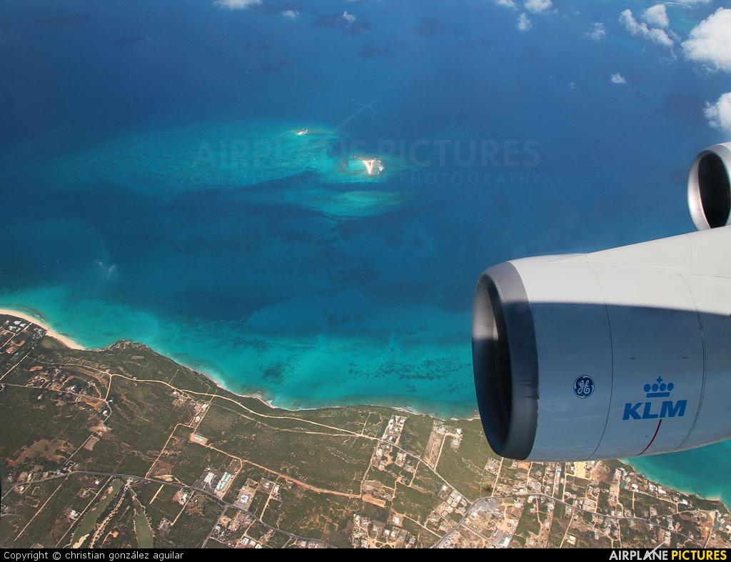 KLM PH-BFB aircraft at In Flight - Anguilla
