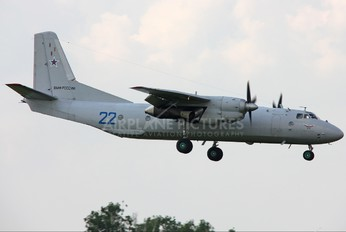 22 - Russia - Navy Antonov An-26 (all models)
