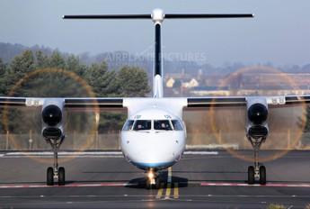 G-ECOB - Flybe de Havilland Canada DHC-8-400Q / Bombardier Q400
