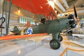 SZ-4 - Finland - Air Force Focke-Wulf Fw.44J Stieglitz