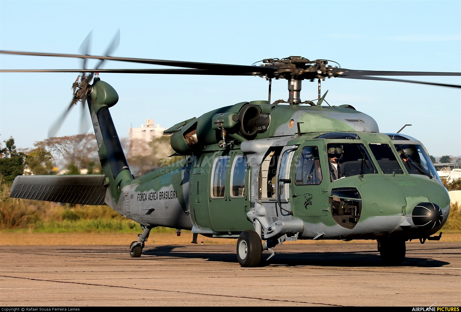 Brazil - Air Force 8911 aircraft at Guaratingueta