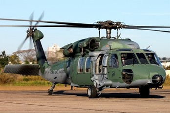 8911 - Brazil - Air Force Sikorsky H-60L Black hawk