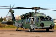 8911 - Brazil - Air Force Sikorsky H-60L Black hawk aircraft