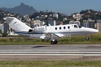 PT-MSP - Private Cessna 525 CitationJet