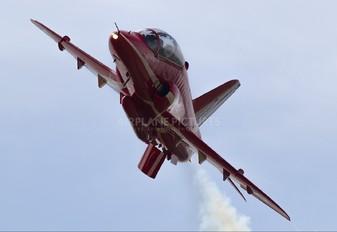 "XX242 - Royal Air Force ""Red Arrows"" British Aerospace Hawk T.1/ 1A"