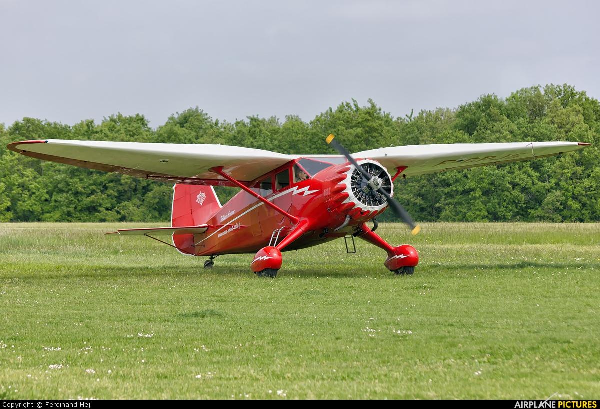Amicale Jean Salis F-GPJS aircraft at La Ferté-Alais