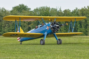 N62188 - Private Boeing Stearman, Kaydet (all models)