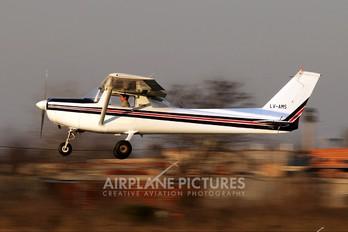 LV-AMS - Private Cessna 152