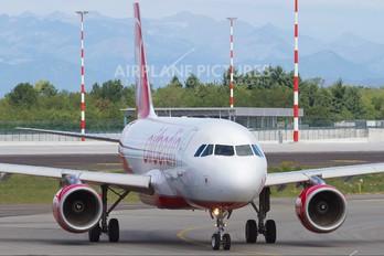 OE-LOB - Niki Airbus A319