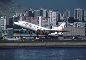 VR-HMW - Dragonair Lockheed L-1011-1 Tristar
