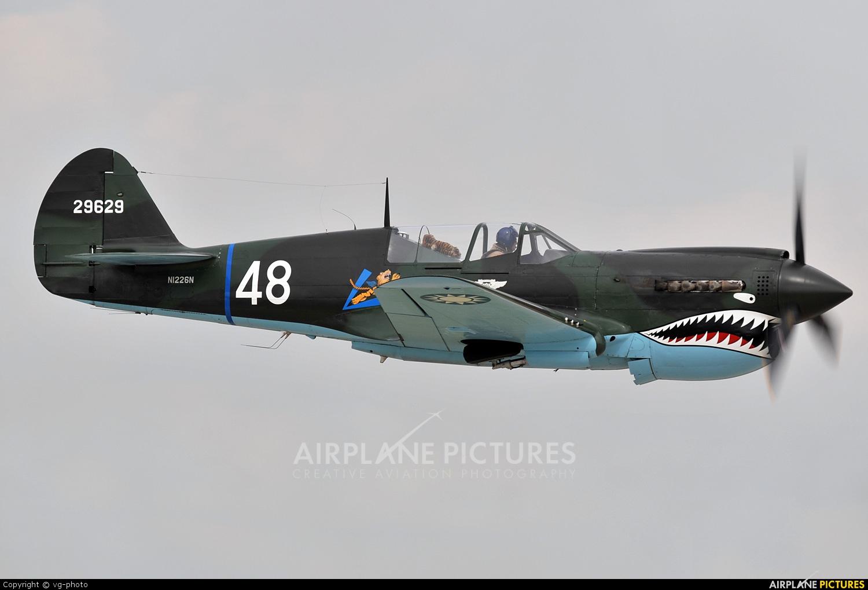 Private N1226N aircraft at Oshkosh - Wittman Regional