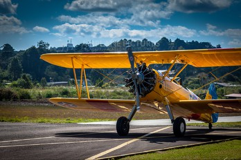 - - Private Boeing Stearman, Kaydet (all models)