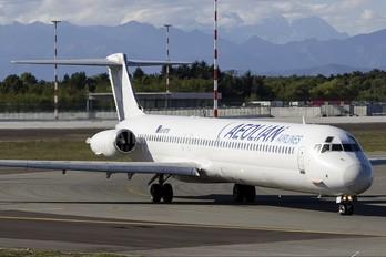 SX-BTM - Sky Wings McDonnell Douglas MD-83