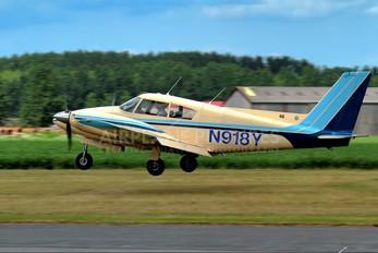 N918Y - Private Piper PA-30 Twin Comanche