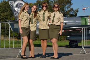 - - Czech - Air Force - Aviation Glamour - Military Personnel