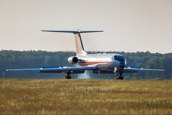 09 - Russia - Air Force Tupolev Tu-134