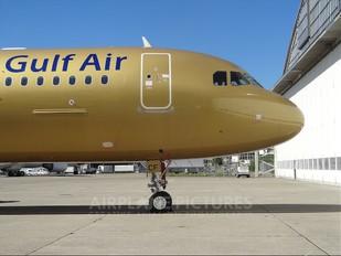 F-WXAG - Gulf Air Airbus A321