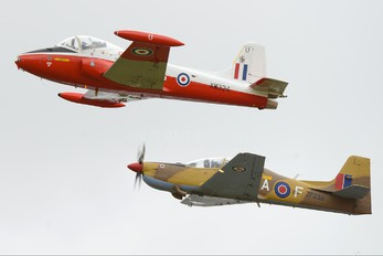 ZF239 - Royal Air Force Short 312 Tucano T.1