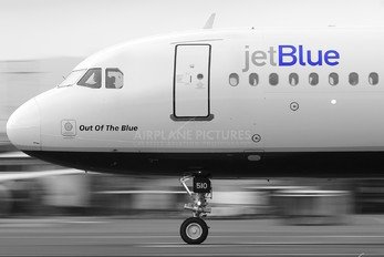 N510JB - JetBlue Airways Airbus A320