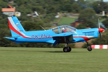 OK-PNJ - Private Zlín Aircraft Z-142