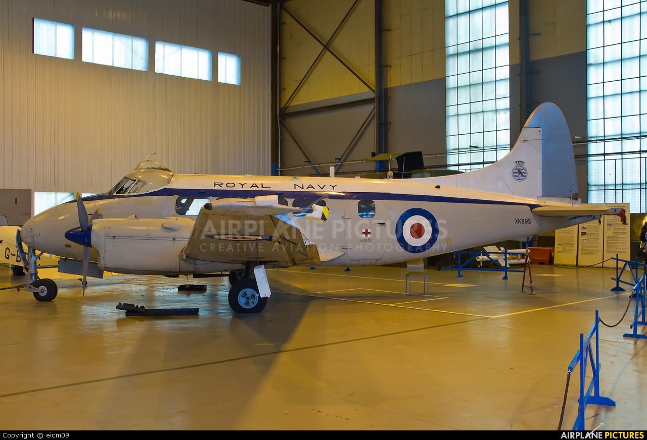 Classic Air Force G-SDEV aircraft at Newquay