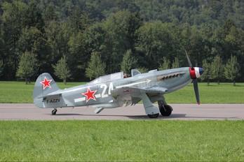 F-AZZV - Private Yakovlev Yak-3M