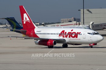 YV495T - Avior Airlines Boeing 737-200