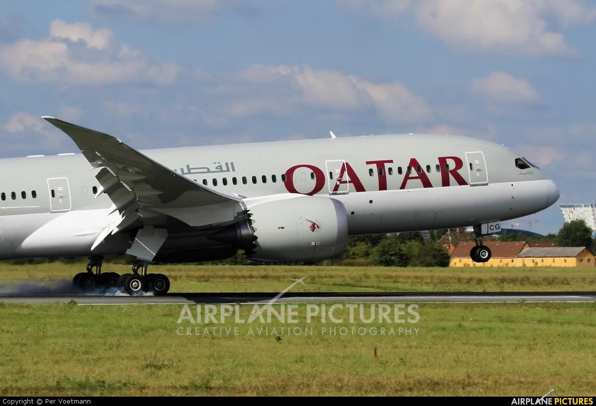 qatar airways cph