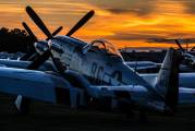 N451MG - Private North American P-51D Mustang aircraft