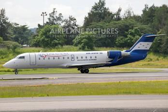 HR-AWW - Aerolineas Sosa Canadair CL-600 CRJ-100
