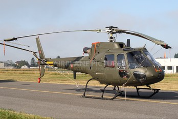 P-319 - Denmark - Air Force Aerospatiale AS550 C-2 Fennec