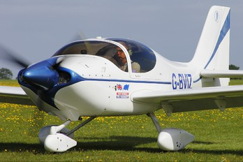 G-BVIS - Private Europa Aircraft Europa