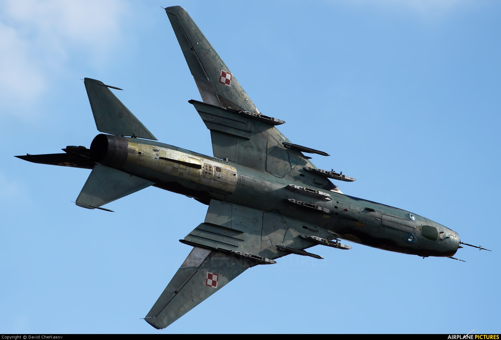 Poland - Air Force 8308 aircraft at Radom - Sadków