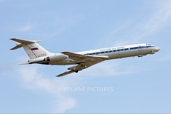 RF-66052 - Russia - Air Force Tupolev Tu-134AK
