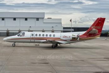 N193SE - Private Cessna 560 Citation V