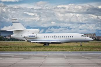 N250LG - Private Dassault Falcon 7X