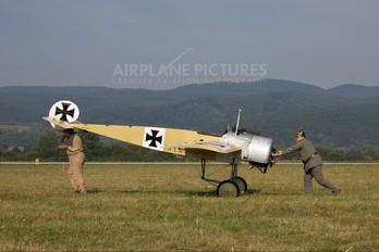OK-OUP 01 - Private Fokker E III (replica)