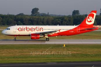 D-ABDP - Air Berlin Airbus A320
