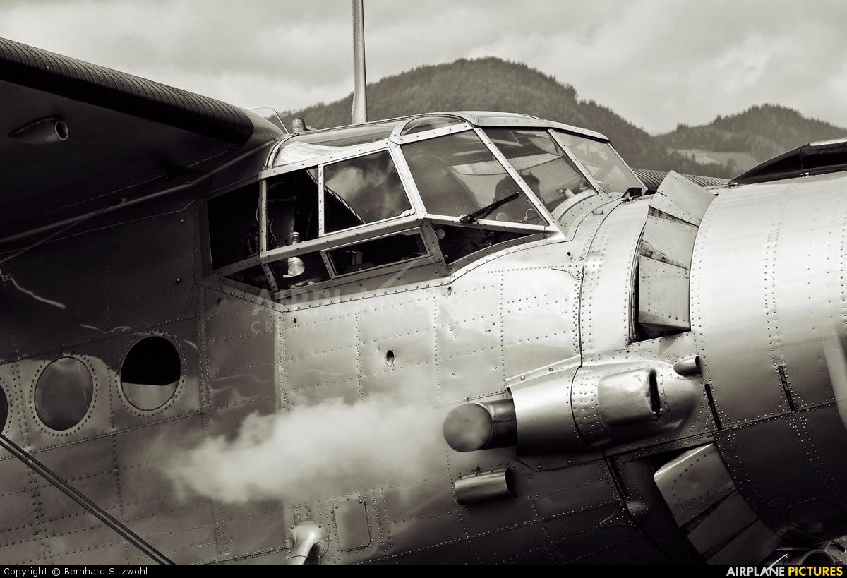 Classic Wings SP-FAH aircraft at Kapfenberg