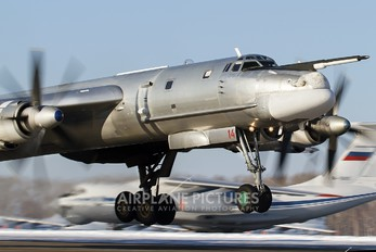 14 - Russia - Air Force Tupolev Tu-95MS